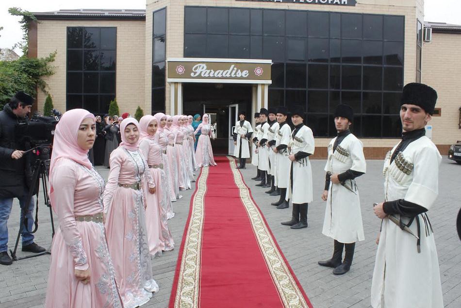 Чеченской Республика Знакомство