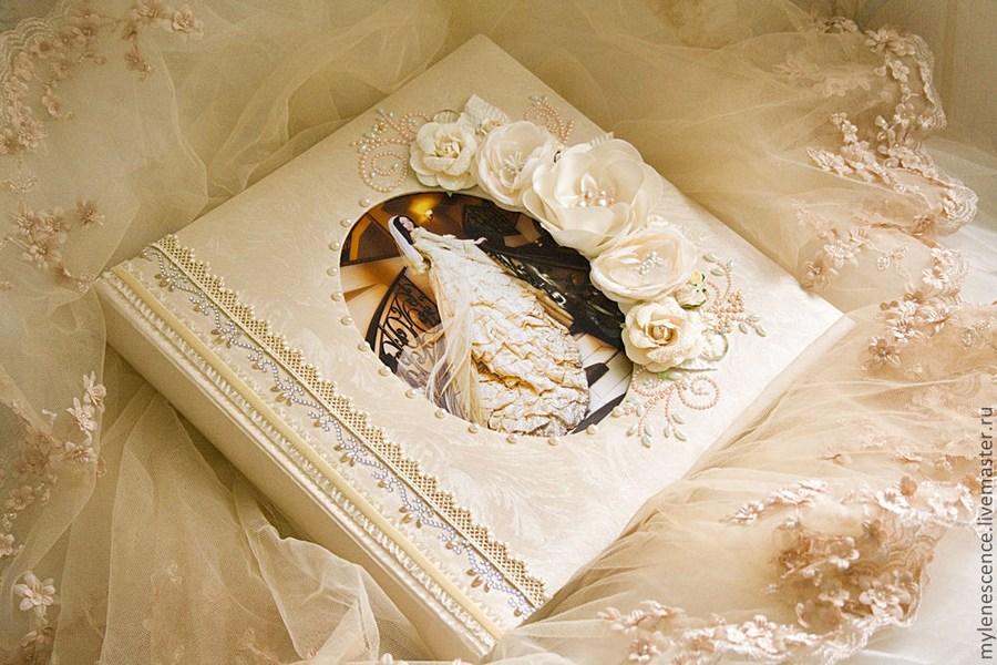 Как оформить свадебные фотографии своими руками 41