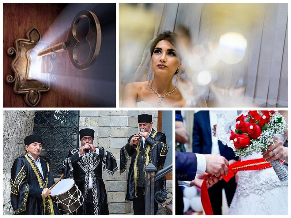 Кавказские поздравления с свадьбой